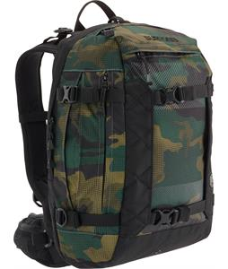 Burton Riders Backpack Pop Camo 17L