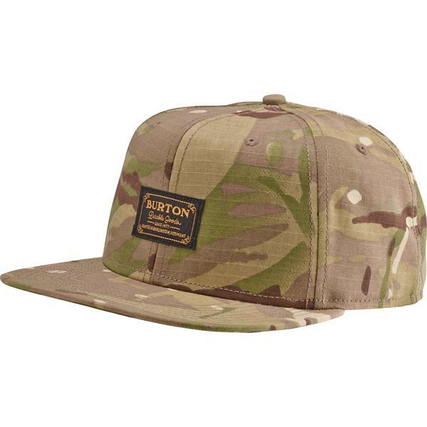 Burton Riggs Snap Back Cap