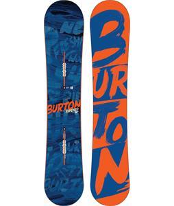 Burton Ripcord Wide Blem Snowboard
