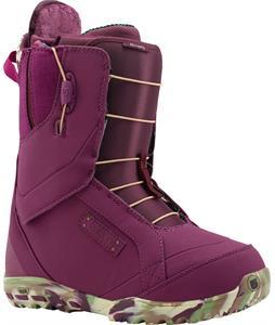 Burton Ritual Snowboard Boots Berry Kimmy Kamo