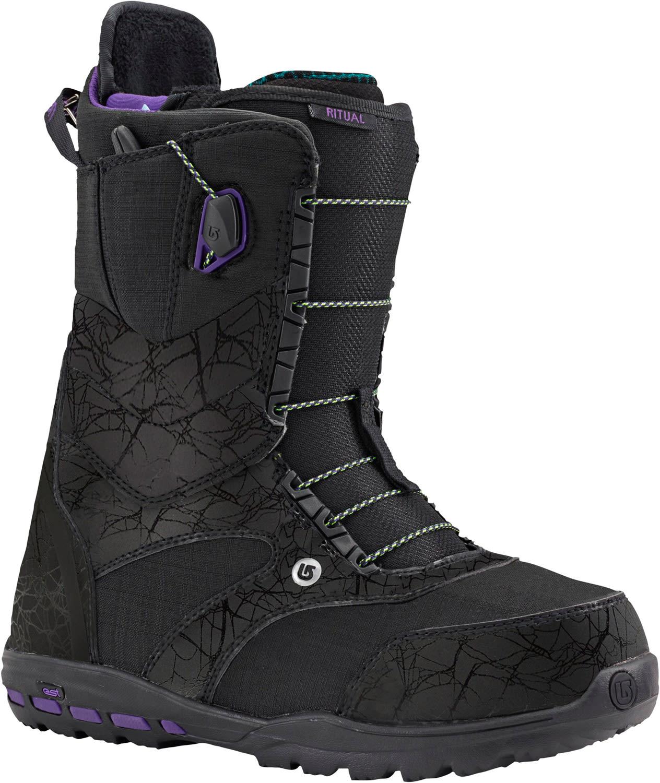 Burton Ritual Snowboard Boots bt2ritw07blgr16zz-burton-snowboard-boots