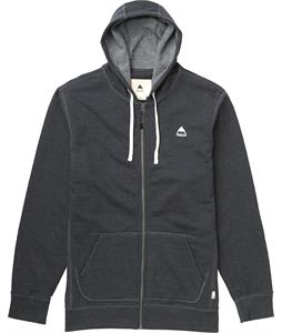 Burton Roe Hoodie Heather Eclipse