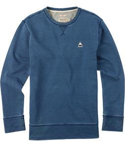 Burton Roe Indigo Crew Sweatshirt