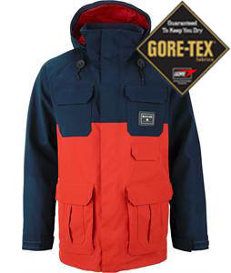 Burton Rogue Gore-Tex Snowboard Jacket Submarine/Campfire
