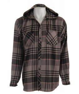 Burton Ruckus Hooded Flannel Shirt
