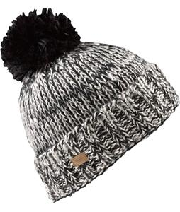 Burton Saltnpepper Beanie True Black