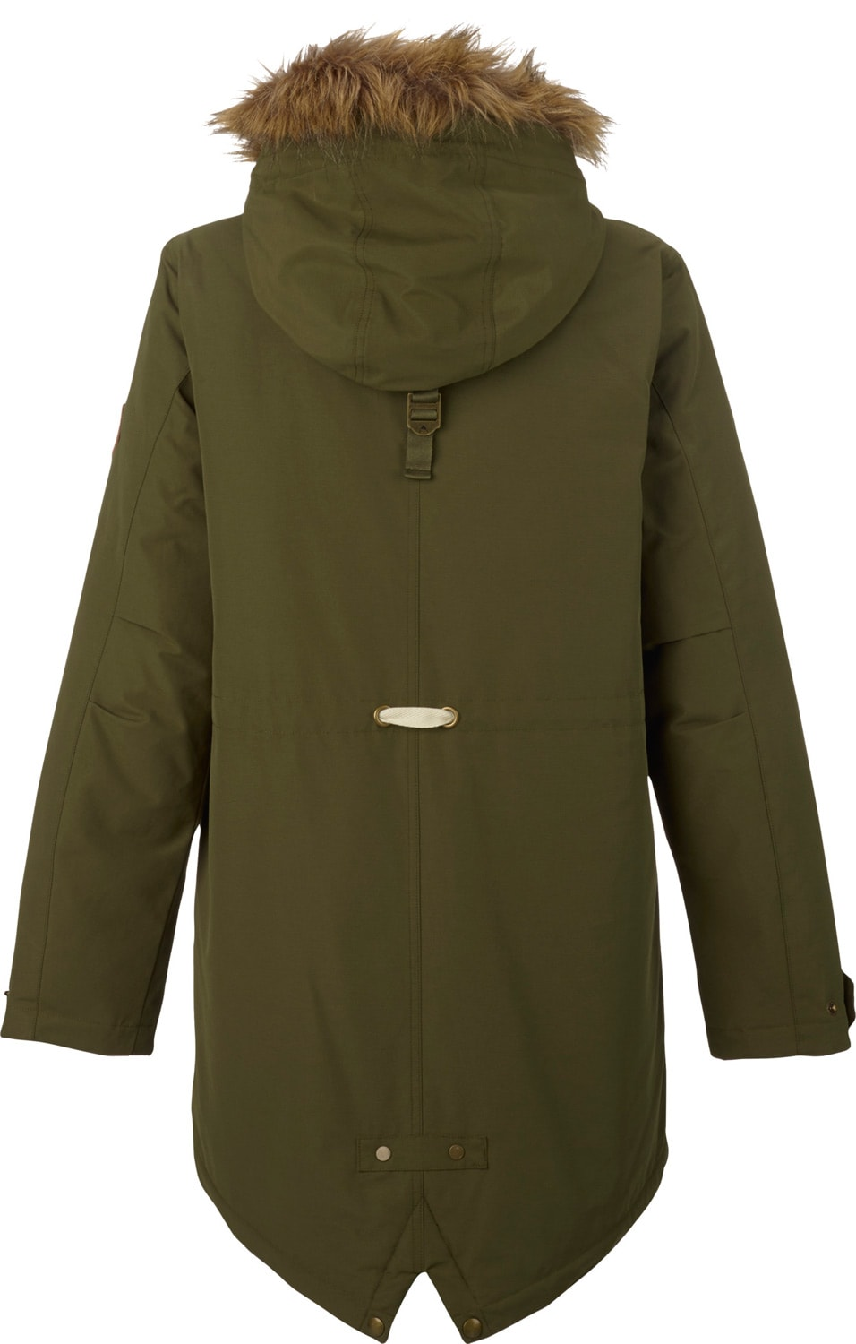 On Sale Burton Saxton Parka Jacket Womens Up To 40 Off