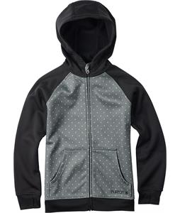 Burton Scoop Hoodie True Black/Mini Dot
