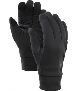 Burton Screen Grab Liner Gloves True Black