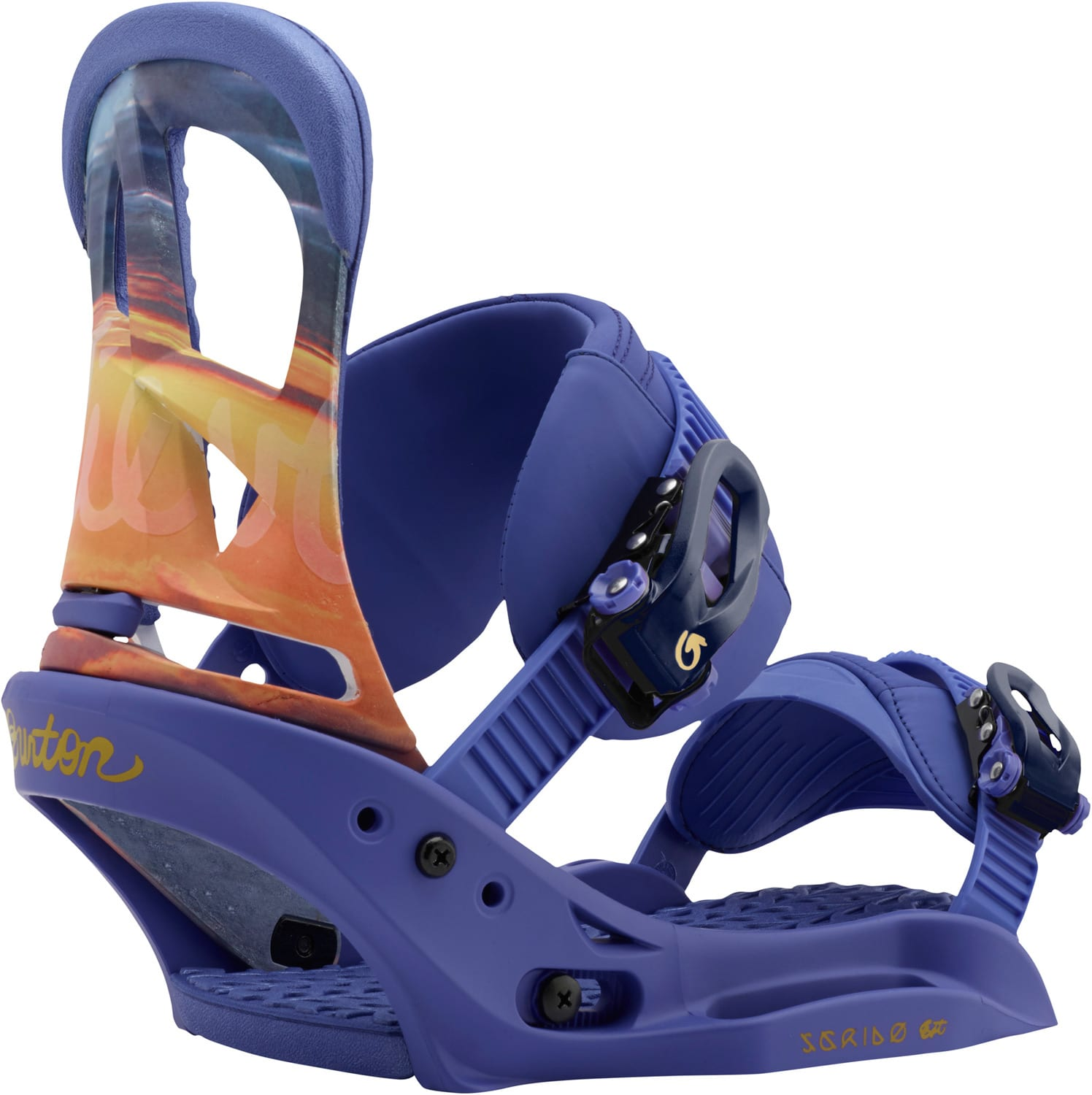 On sale burton scribe est snowboard bindings womens up for Housse burton snowboard
