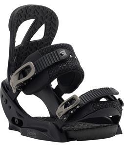 Burton Scribe EST Snowboard Bindings Black