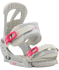 Burton Scribe Est Snowboard Bindings Nancy Gray