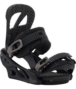 Burton Scribe Re:Flex Snowboard Bindings Black