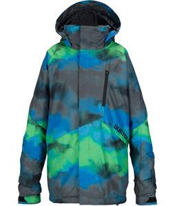 Burton Shear Snowboard Jacket Bog Apocalypse Print