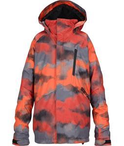 Burton Shear Snowboard Jacket Fang Apocalypse Print