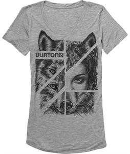 Burton Shewolf Fashion Pocket T-Shirt