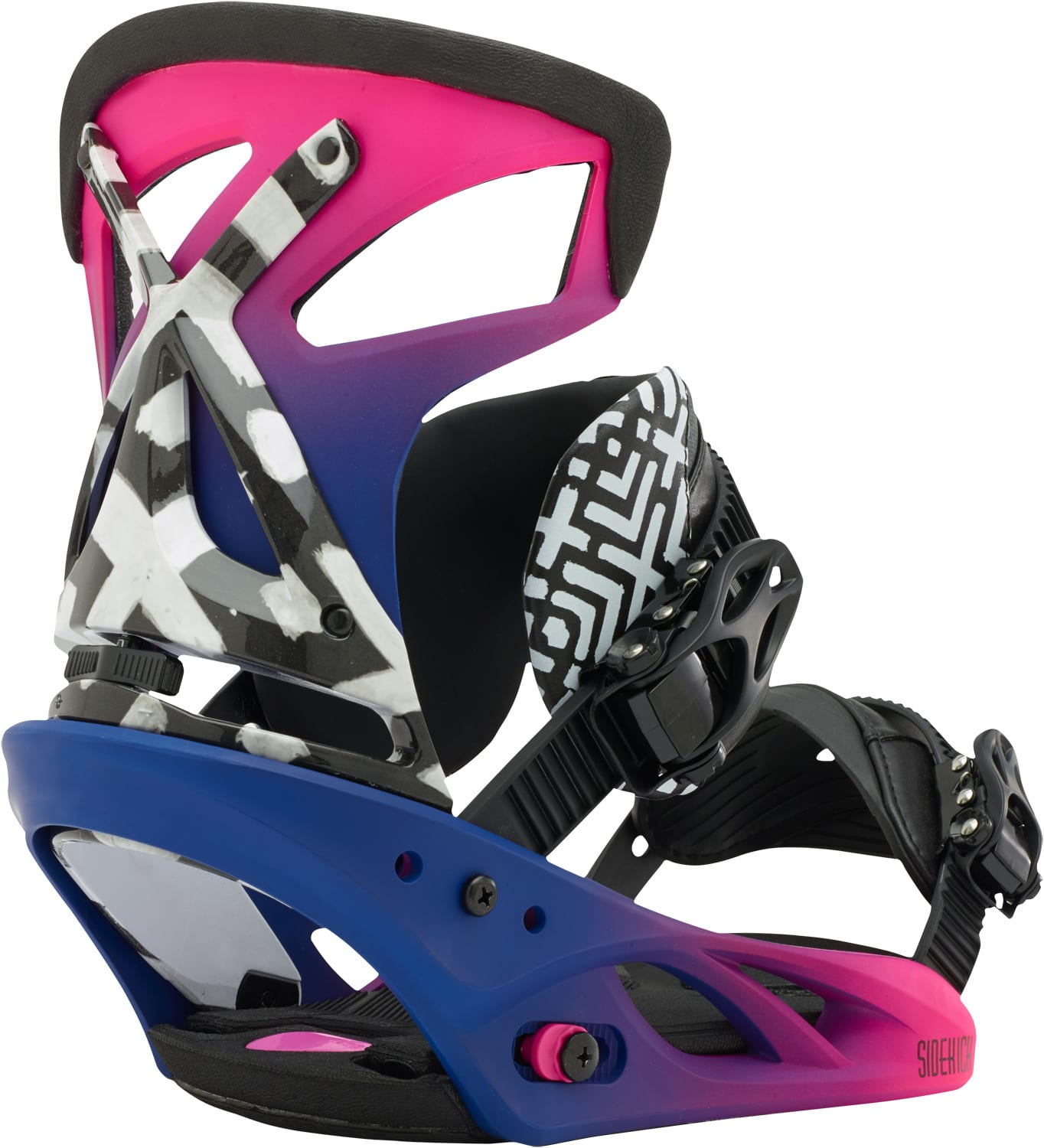 On Sale Burton Sidekick Snowboard Bindings