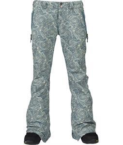 Burton Skyline Snowboard Pants Scout Paisley