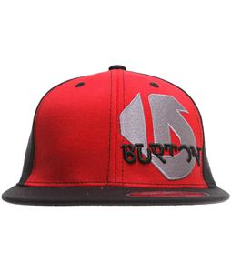 Burton Slanted Flex Fit Cap True Black
