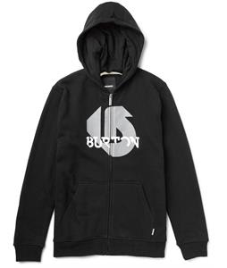 Burton Slanted Full-Zip Hoodie True Black