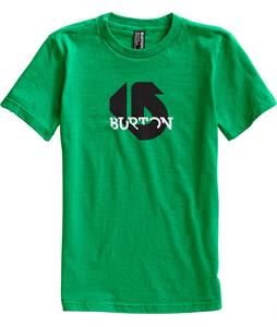 Burton Slanted T-Shirt Kelly