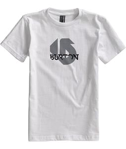 Burton Slanted T-Shirt Stout White