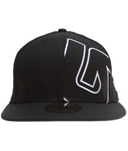 Burton Slider New Era Cap True Black