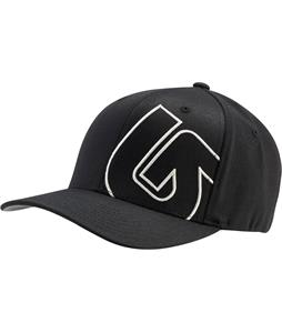 Burton Slidestyle Flex Fit Cap True Black