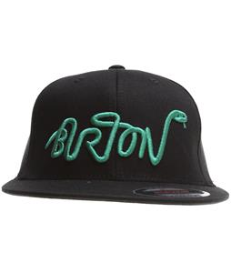 Burton Slither Flex Fit Cap True Black