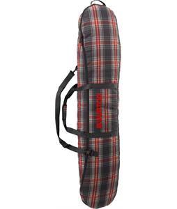 Burton Space Sack Snowboard Bag Black Plaid 156cm