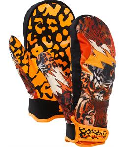 Burton Spectre Mittens Tight Like A Tiger!