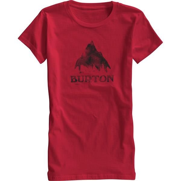 Burton Stamped Mountain Recycle T-Shirt