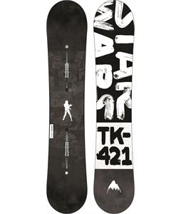 Burton Star Wars Dark Side Custom Snowboard