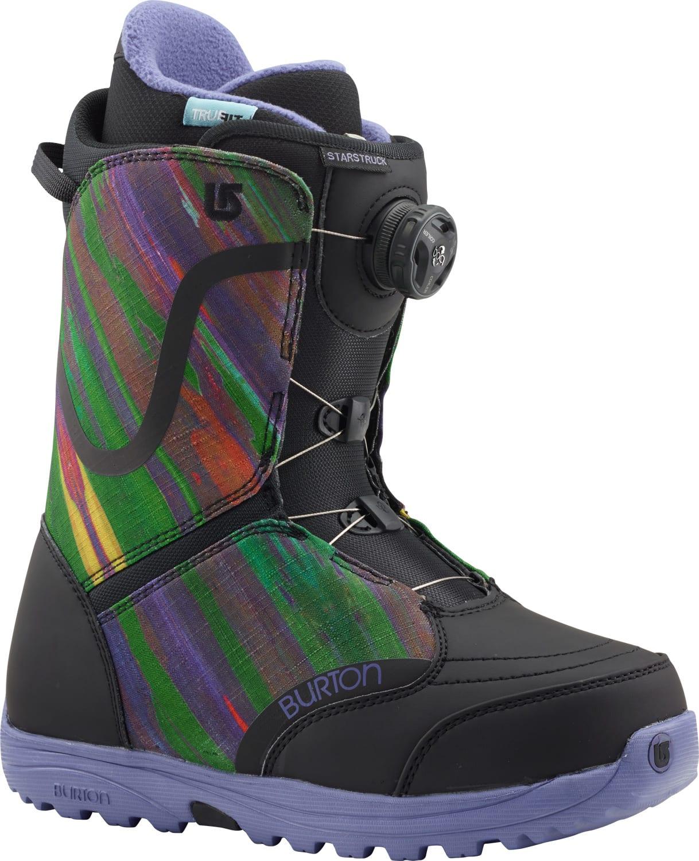 On sale burton starstruck boa snowboard boots womens up for Housse snowboard burton