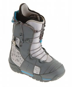 Burton Emerald Snowboard Boots Stealth Grey