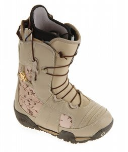 Burton Emerald Snowboard Boots Tan/Mocha