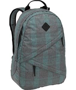 Burton Stella Backpack Misty Tidal Plaid 25L