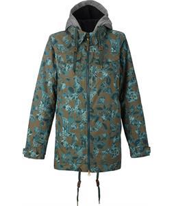 Burton Stella Shirt Snowboard Jacket Kamana Wann Lei Ya