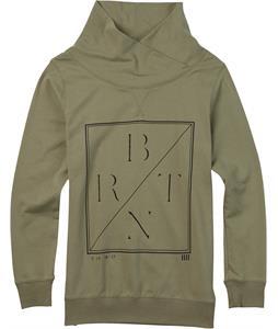 Burton Sterns Mockneck Sweatshirt