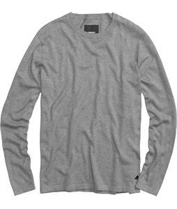 Burton Stowe Sweater Pewter