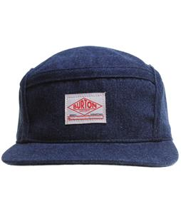 Burton Straight Pipe Hat Navy