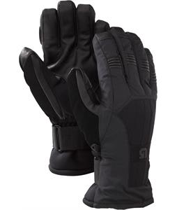 Burton Support Gloves True Black