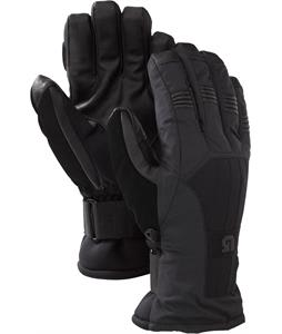 Burton Support Gloves True Black Small