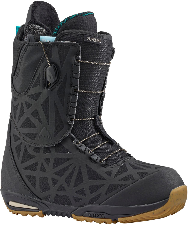 Burton supreme snowboard boots womens 2018 for Housse snowboard burton