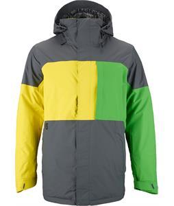Burton Sutton Snowboard Jacket Bog/Toxin/C-Prompt