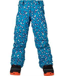 Burton Sweetart Snowboard Pants Antidote Cray Cray Leopard