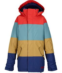 Burton Symbol Snowboard Jacket Fang/Goblin/Cork/Deep Sea