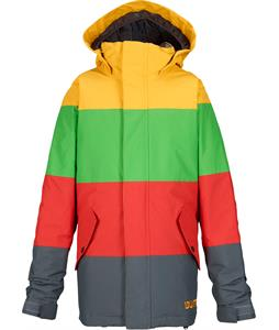 Burton Symbol Snowboard Jacket Yolky/C-Prompt/Fang/Bog