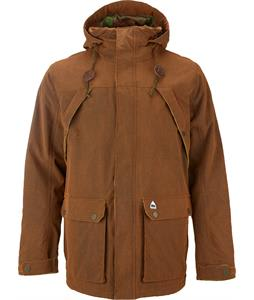 Burton Tabor Snowboard Jacket True Penny Pigment Dye