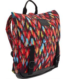 Burton Taylor Backpack Ikat Stripe Canvas 13L